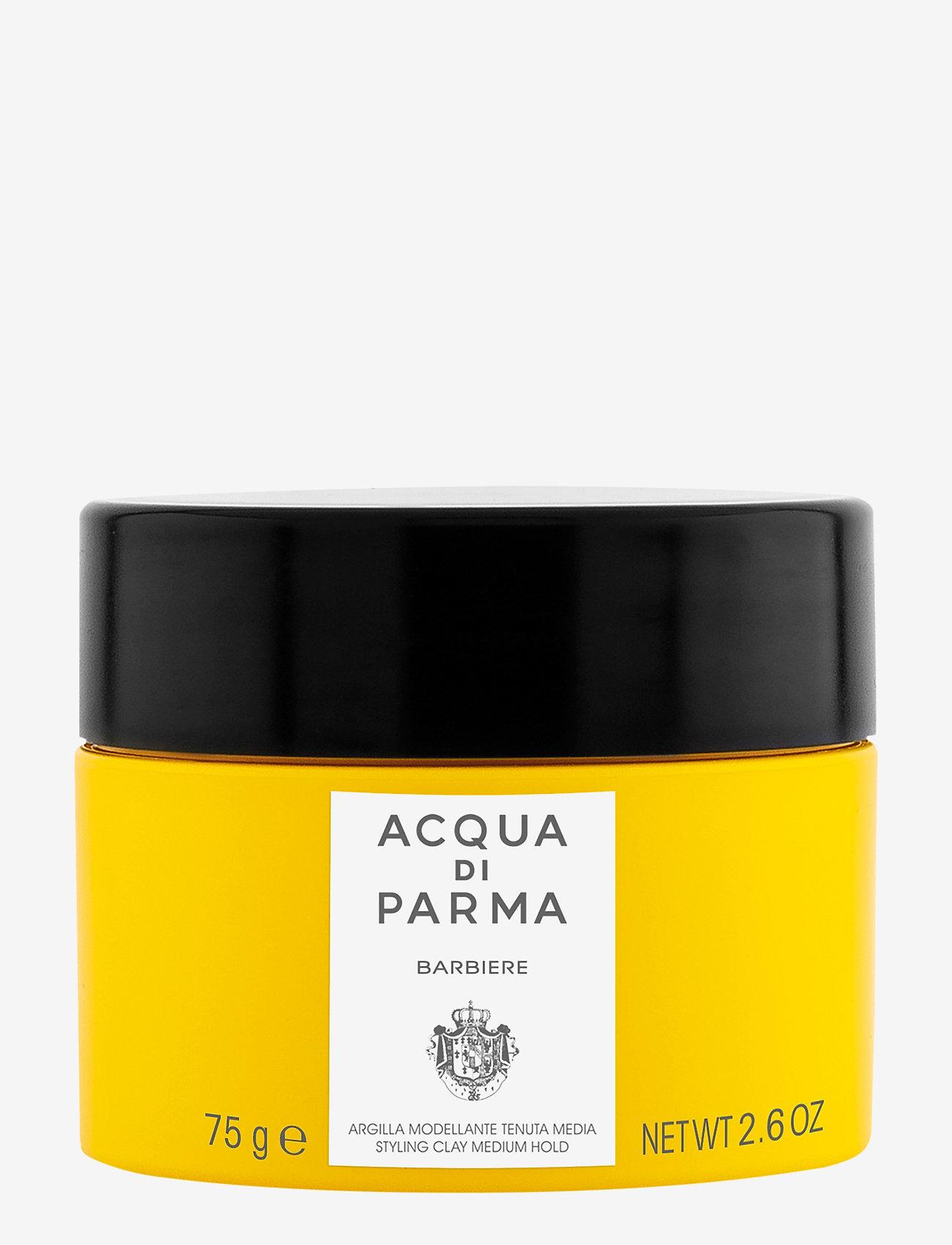 Acqua di Parma - STYLING CLAY MEDIUM HOLD - paste - clear - 0