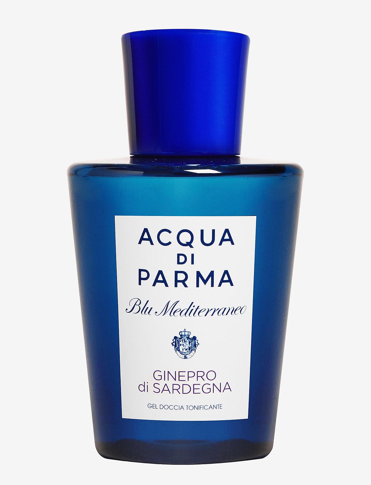 Acqua di Parma - BM GINEPRO SHOWER GEL - suihku & kylpy - clear - 0