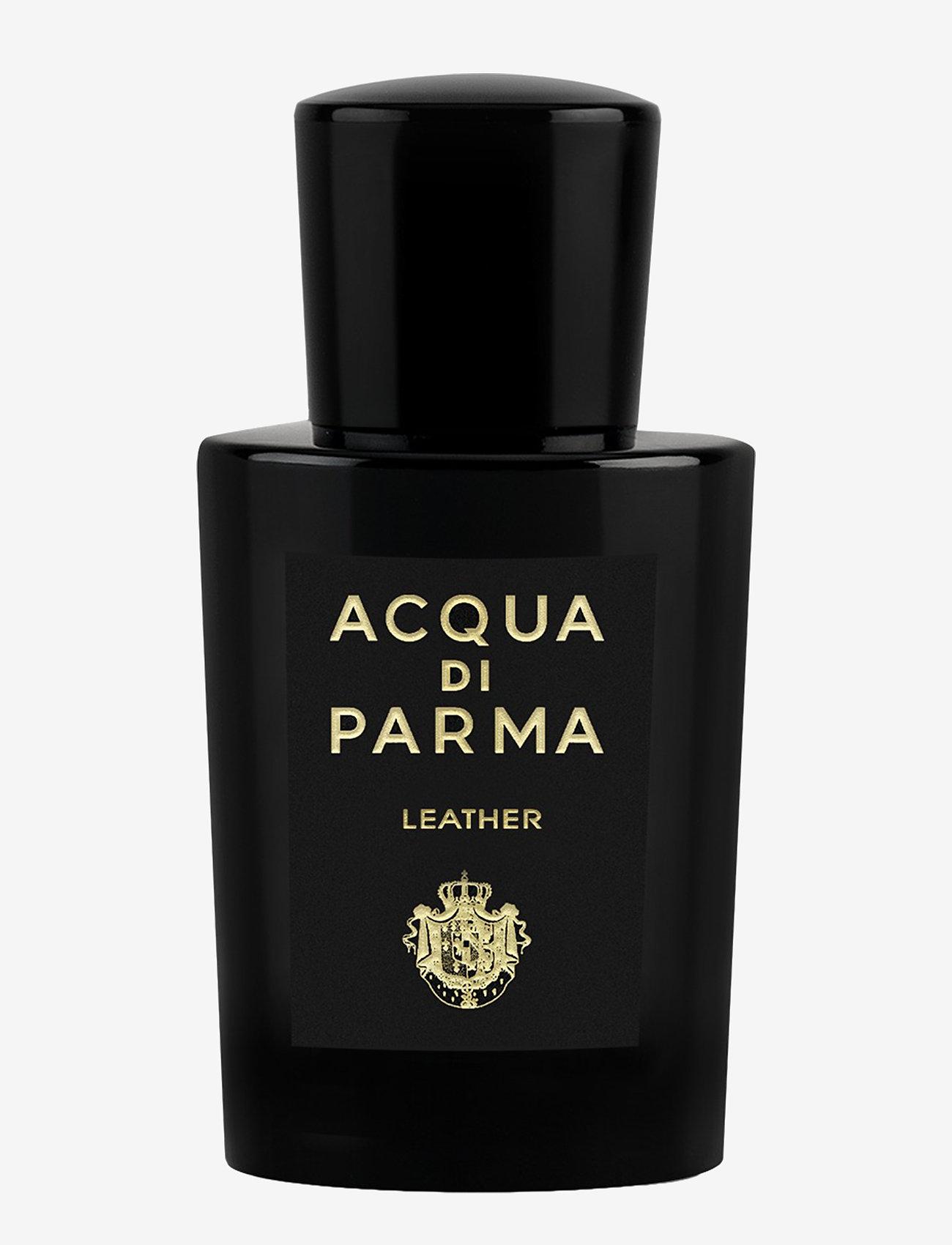 Acqua di Parma - Leather Eau de Parfum - eau de parfum - no colour - 0
