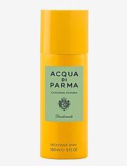 Acqua di Parma - COLONIA FUTURA DEO SPRAY 150ML - deospray - clear - 0