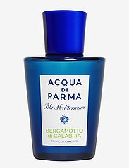 Acqua di Parma - BM BERGAMOTTO SHOWER GEL - shower gel - clear - 0