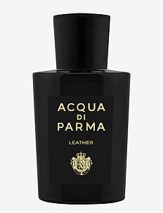 Leather Eau de Parfum - NO COLOUR