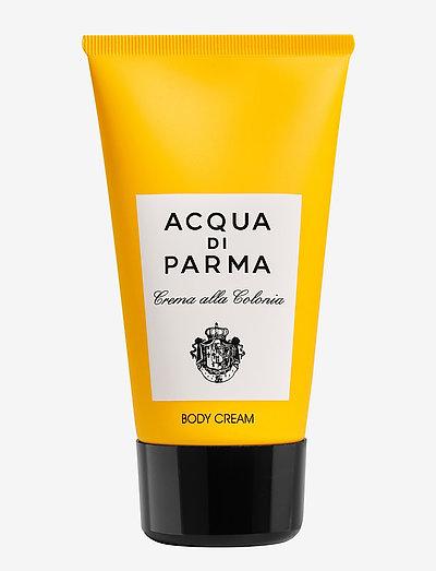 COLONIA BODY CREAM - body lotion - clear