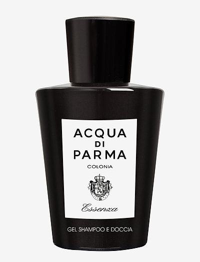 COLONIA ESSENZA HAIR & SHOWER GEL - shower gel - clear
