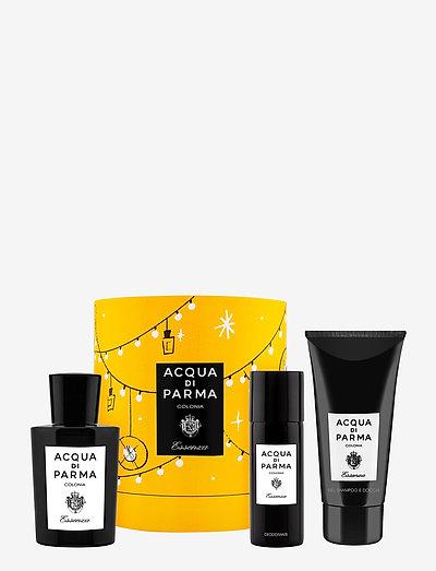 Colonia Essenza Gift Set - parfymesett - clear