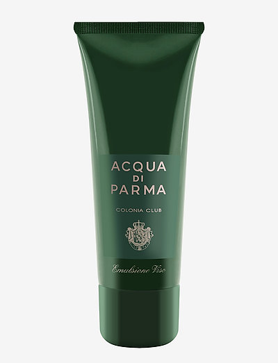 COLONIA CLUB FACE EMULSION - fugtpleje - clear