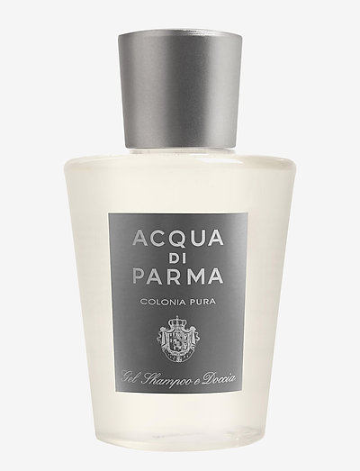COLONIA PURA HAIR AND SHOWER GEL - CLEAR