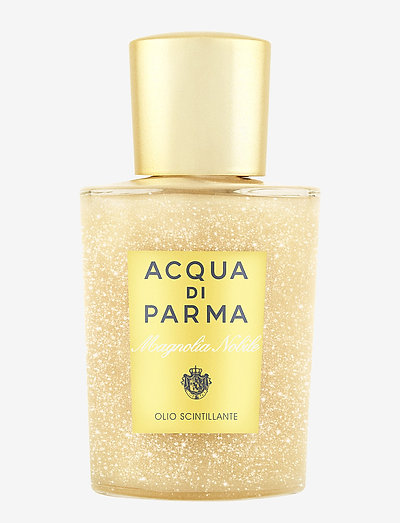 Magnolia Nobile Shimmering Oil - vartaloöljyt - clear