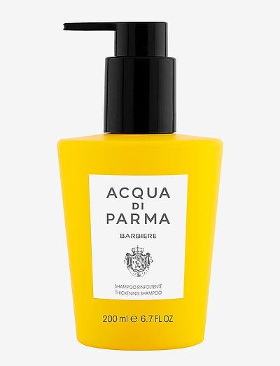 THICKENING SHAMPOO - shampoo - clear