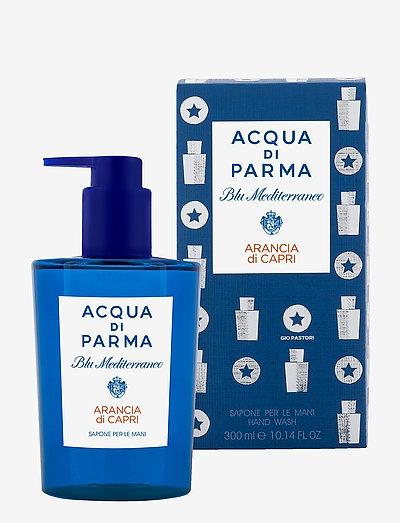 Blu Mediterraneo Arancia di Capri Hand Wash Xmas 2019 - NO COLOUR
