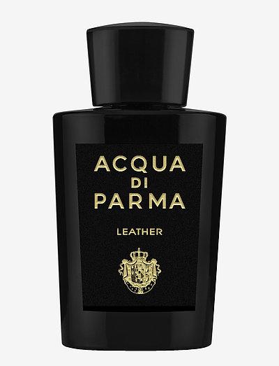 Leather Eau de Parfum - eau de parfum - no colour