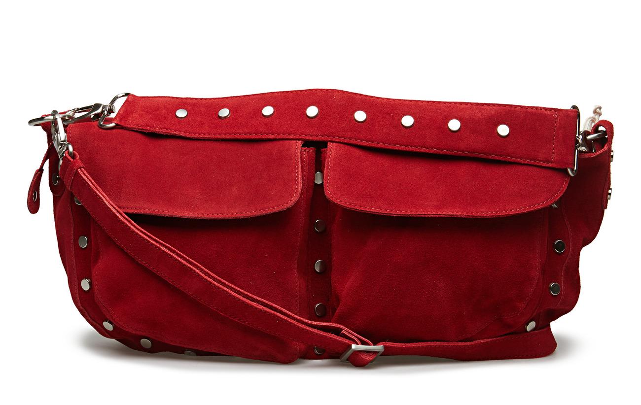Bag Vache Scarlet 100 De Shoulder Unlimit Adax Peau Melody wHESzSq