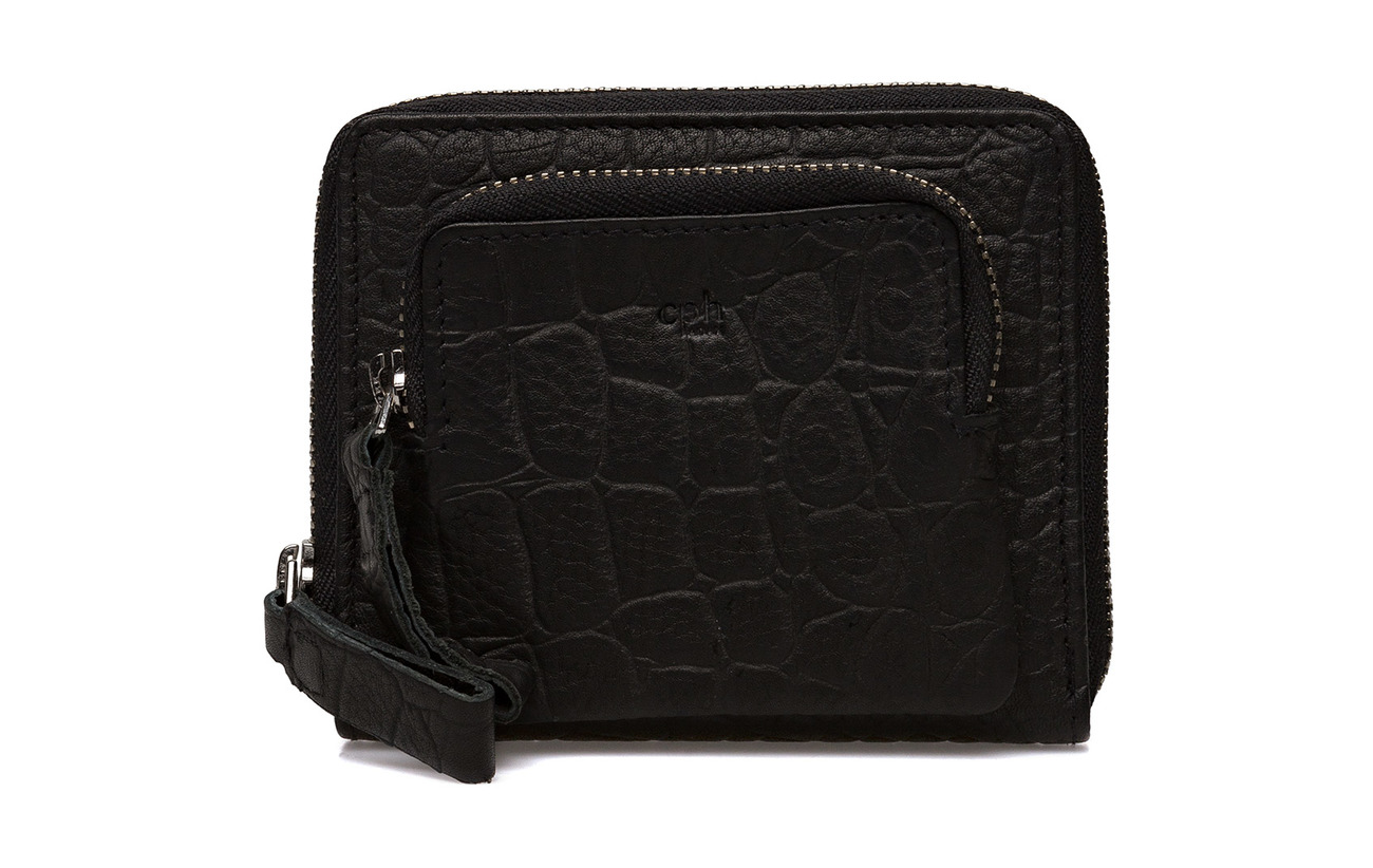 Black 100 De Peau Intérieure Misja Coton Wallet Vache Équipement Amigo Doublure Adax qvwpYtRp