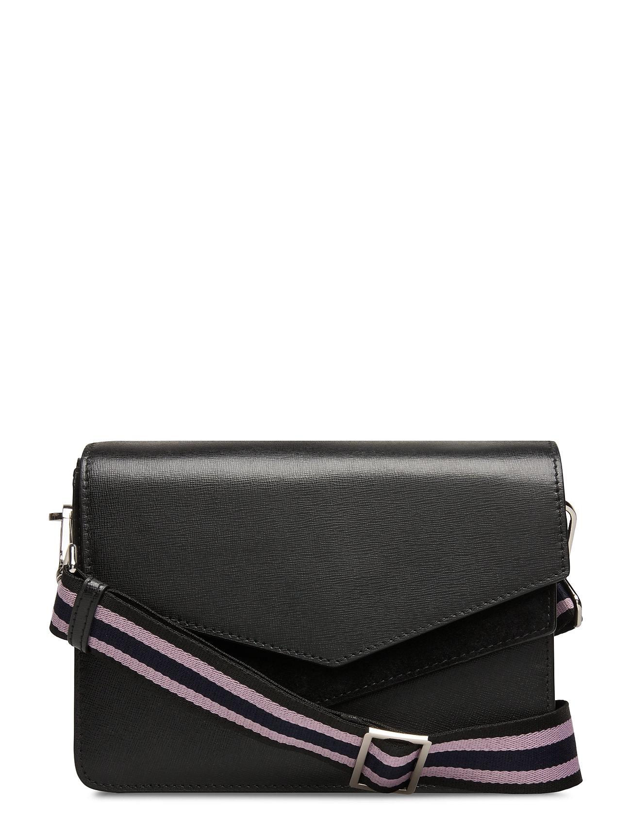 Adax Savona shoulder bag Rita - BLACK