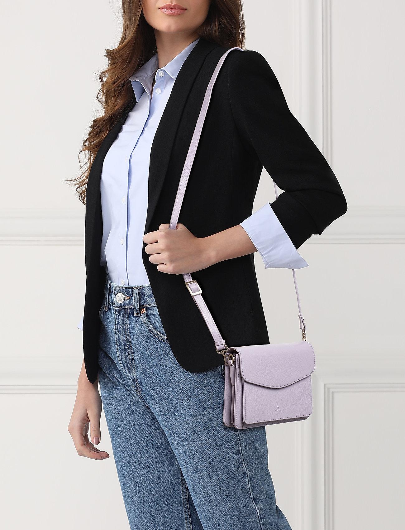 Adax Cormorano shoulder bag Thea - LIGHT PURPLE