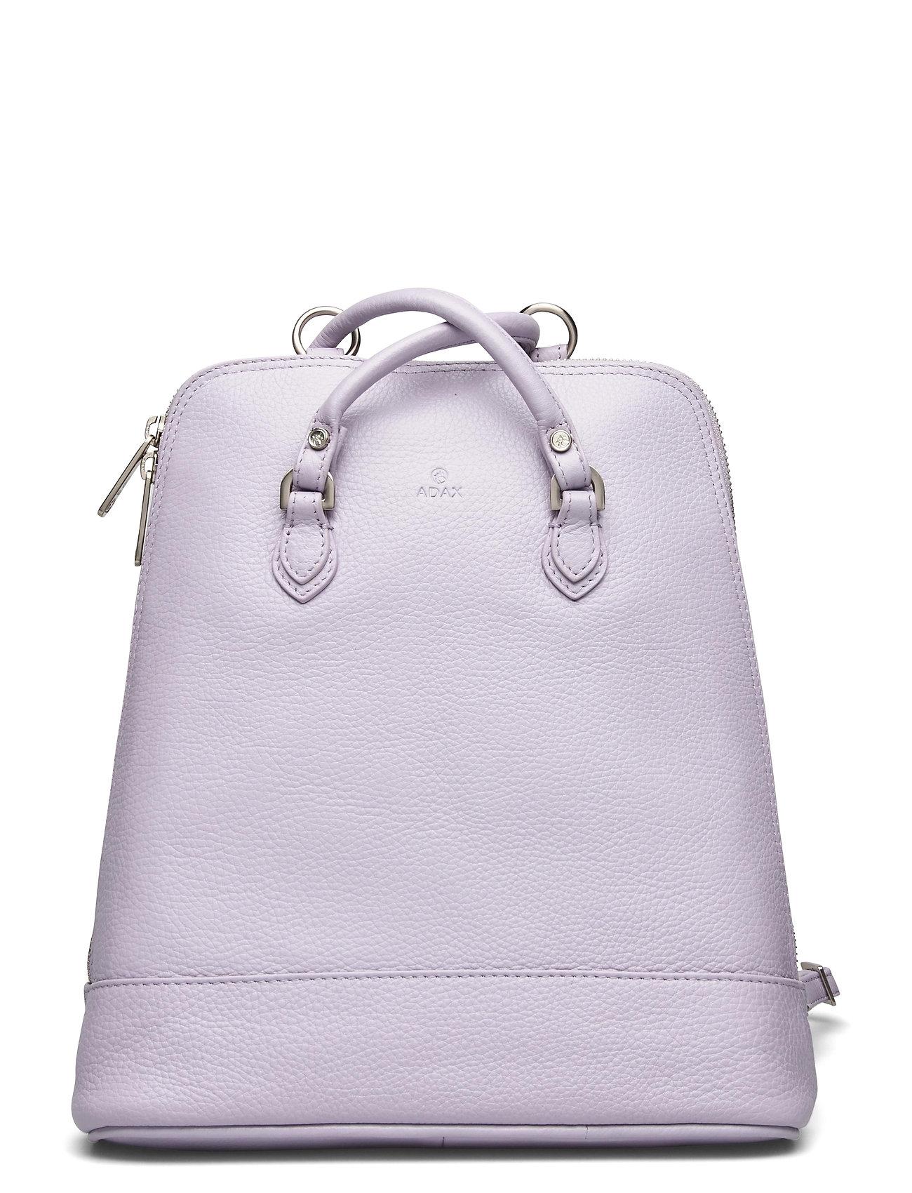 Adax Cormorano backpack Lina - LIGHT PURPLE