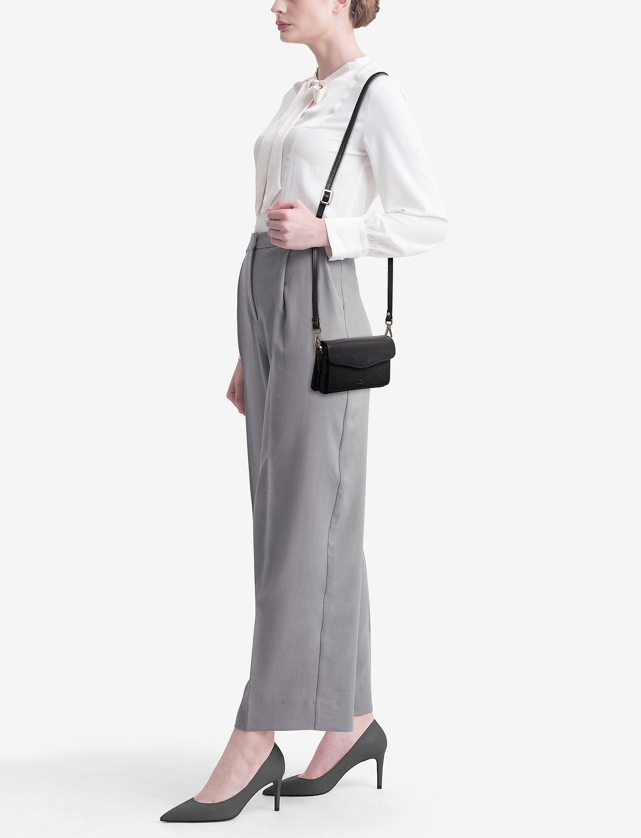 Adax Cormorano shoulder bag Vilma - BLACK