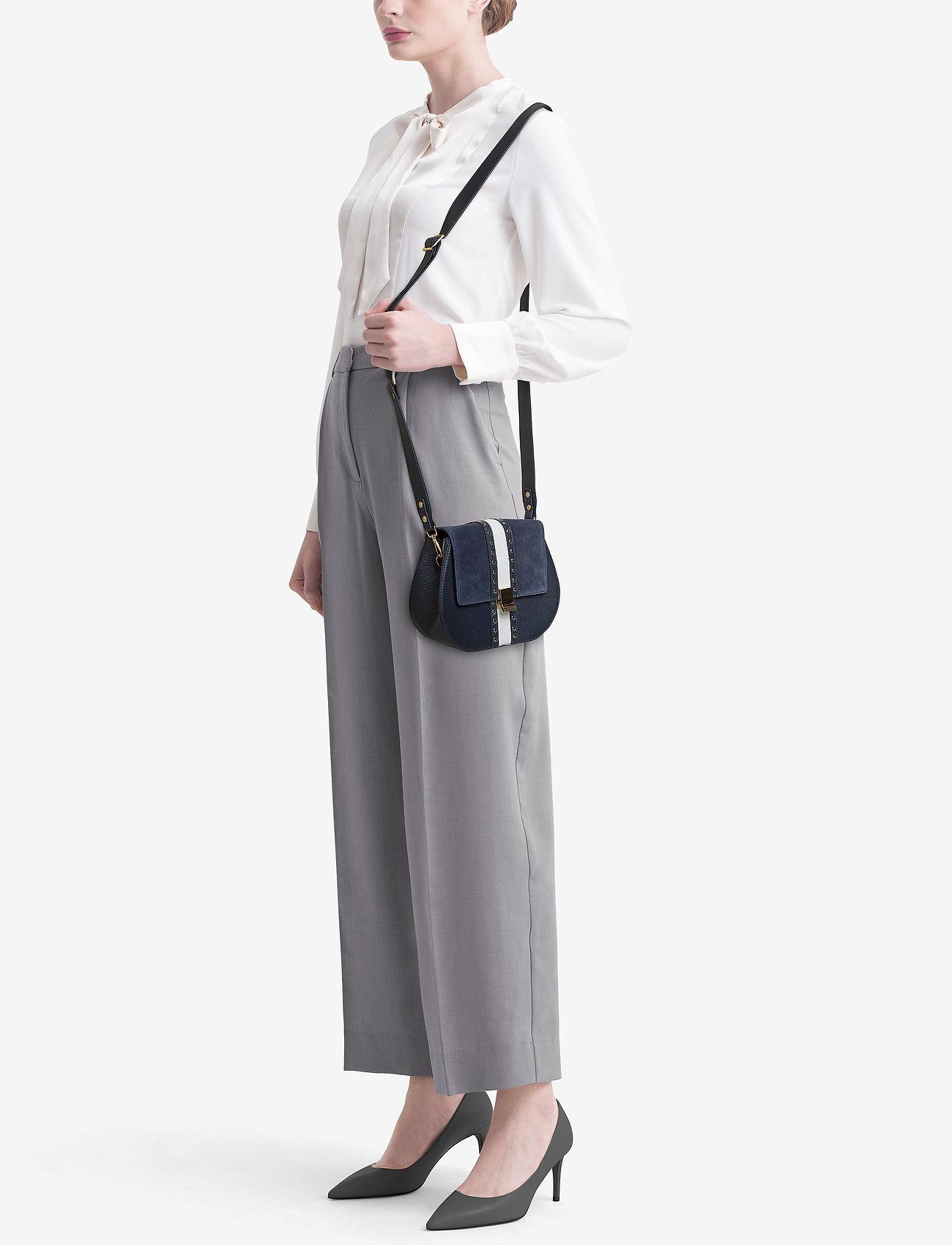 Adax - Berlin shoulder bag Sophia - shoulder bags - navy