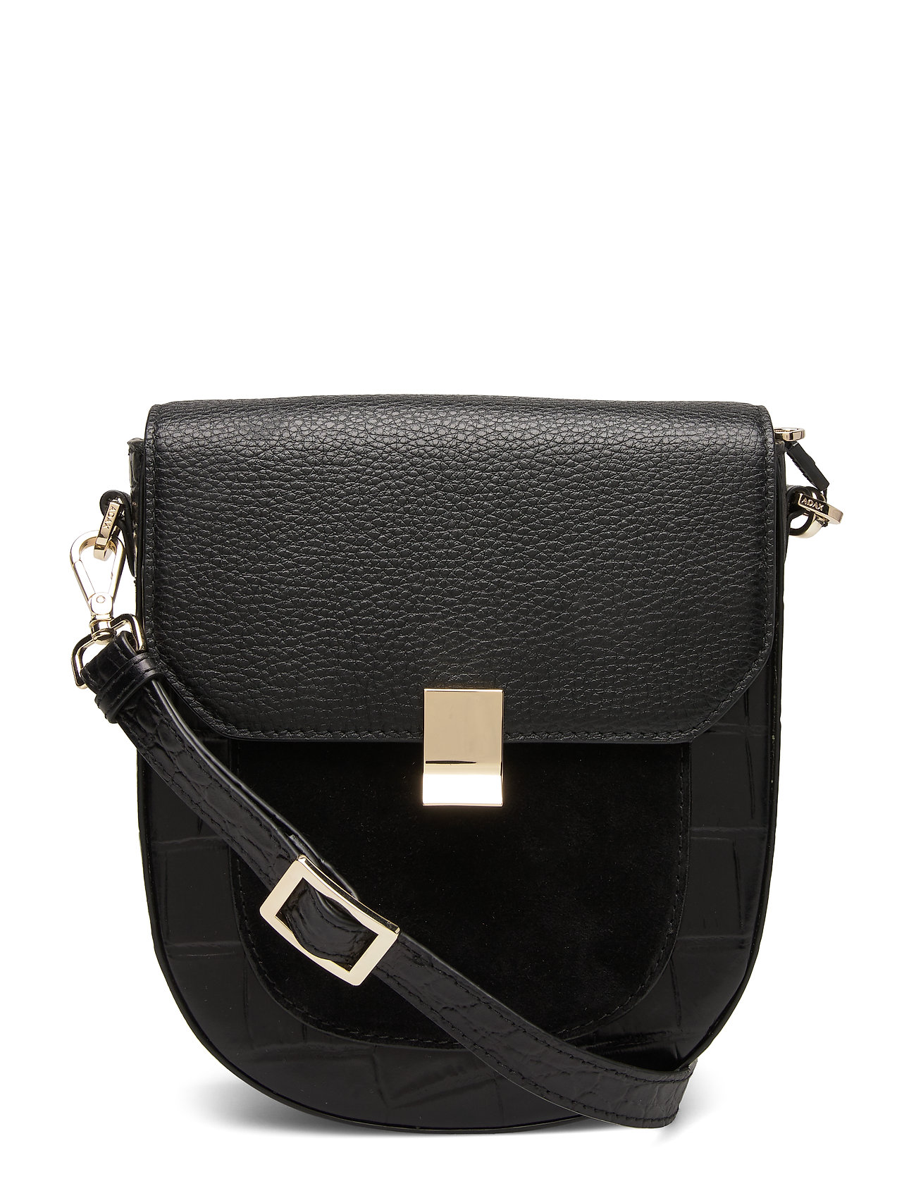 Adax Berlin shoulder bag Selma - BLACK