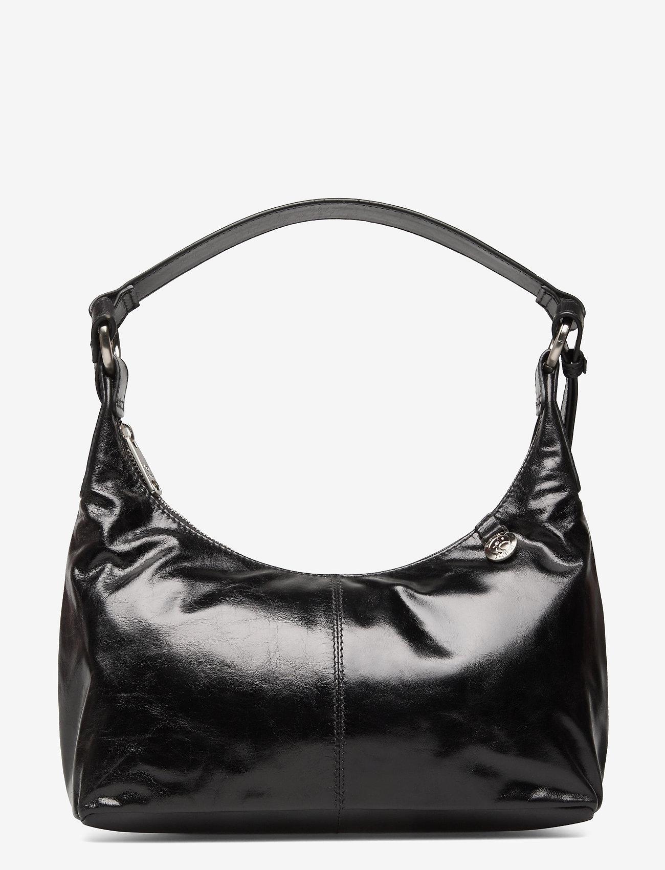 Adax - Salerno shoulder bag Robbie - handväskor - black - 1