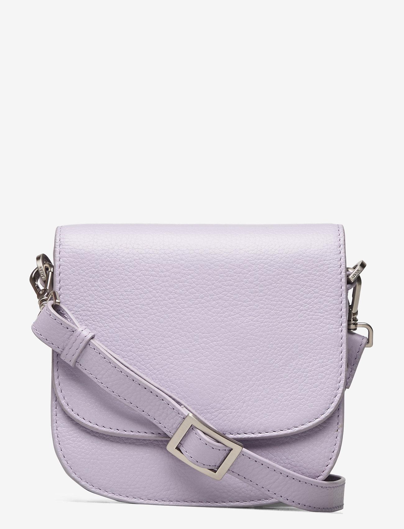 Adax - Cormorano shoulder bag Siri - olkalaukut - light purple