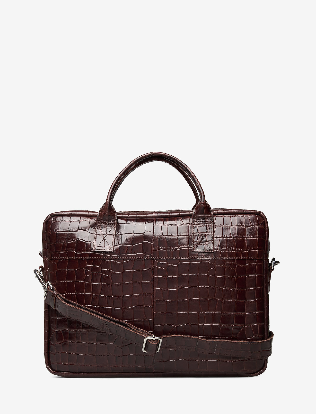 Adax - Piemonte working bag Leslie 15' - laptoptassen - brown - 0