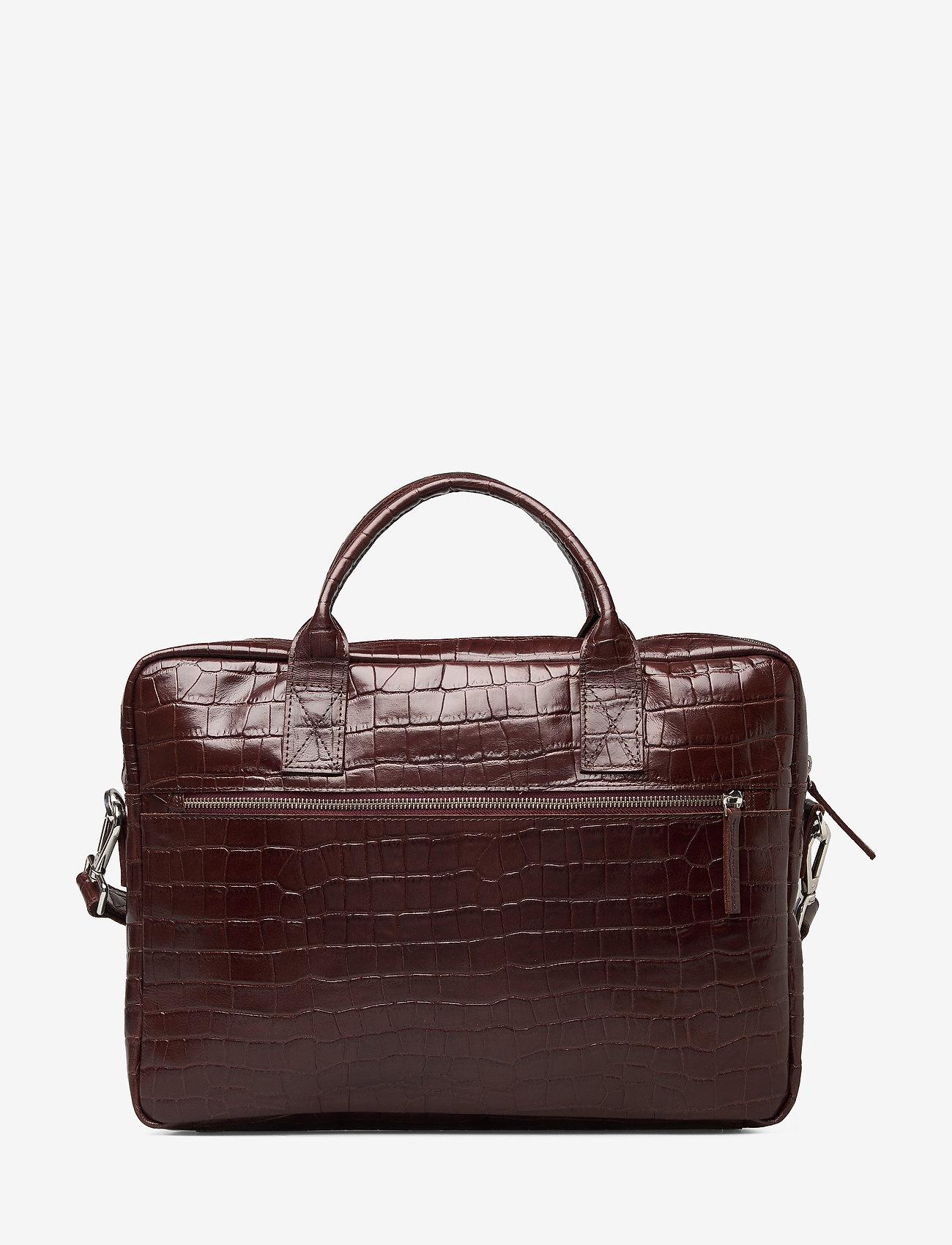 Adax - Piemonte working bag Leslie 15' - laptoptassen - brown - 1