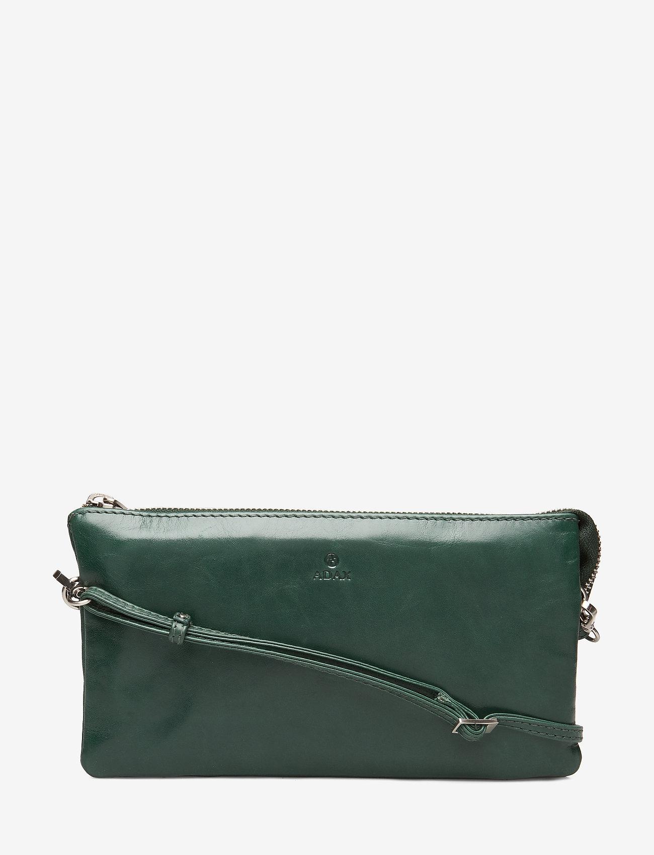 Adax - Salerno combi clutch Tine - shoulder bags - green