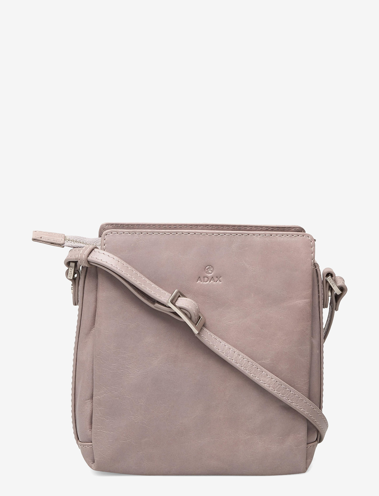 Adax - Salerno shoulder bag Emmy - handväskor - cement - 0