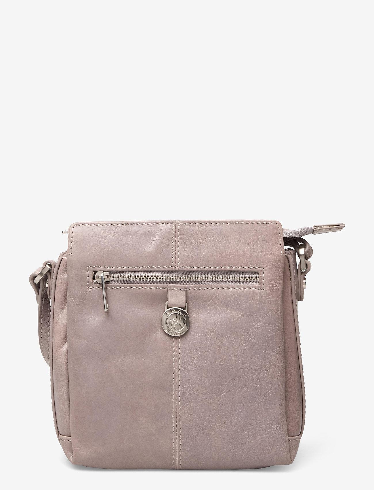 Adax - Salerno shoulder bag Emmy - handväskor - cement - 1