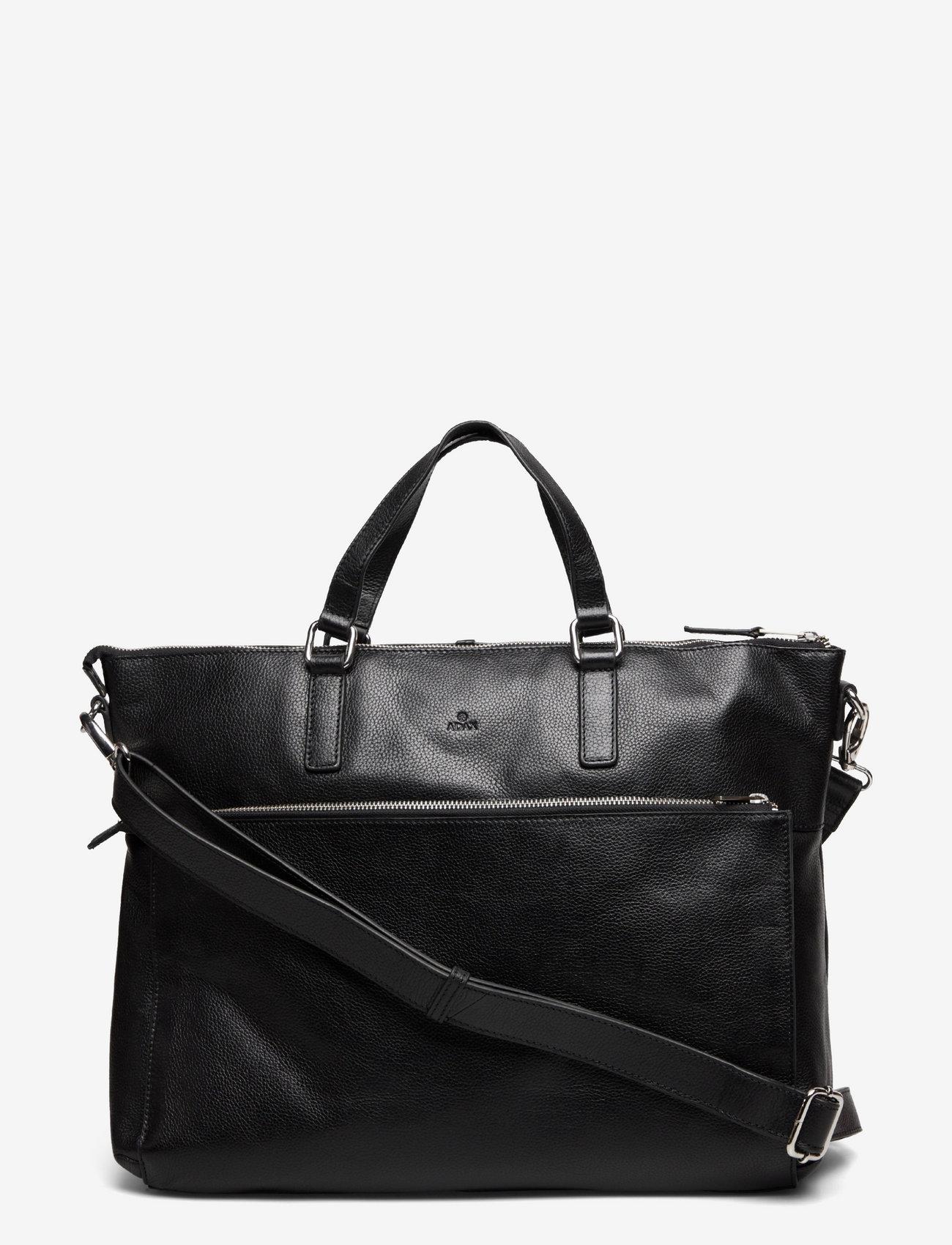 Adax - Napoli working bag Sasha - laptoptassen - black - 0