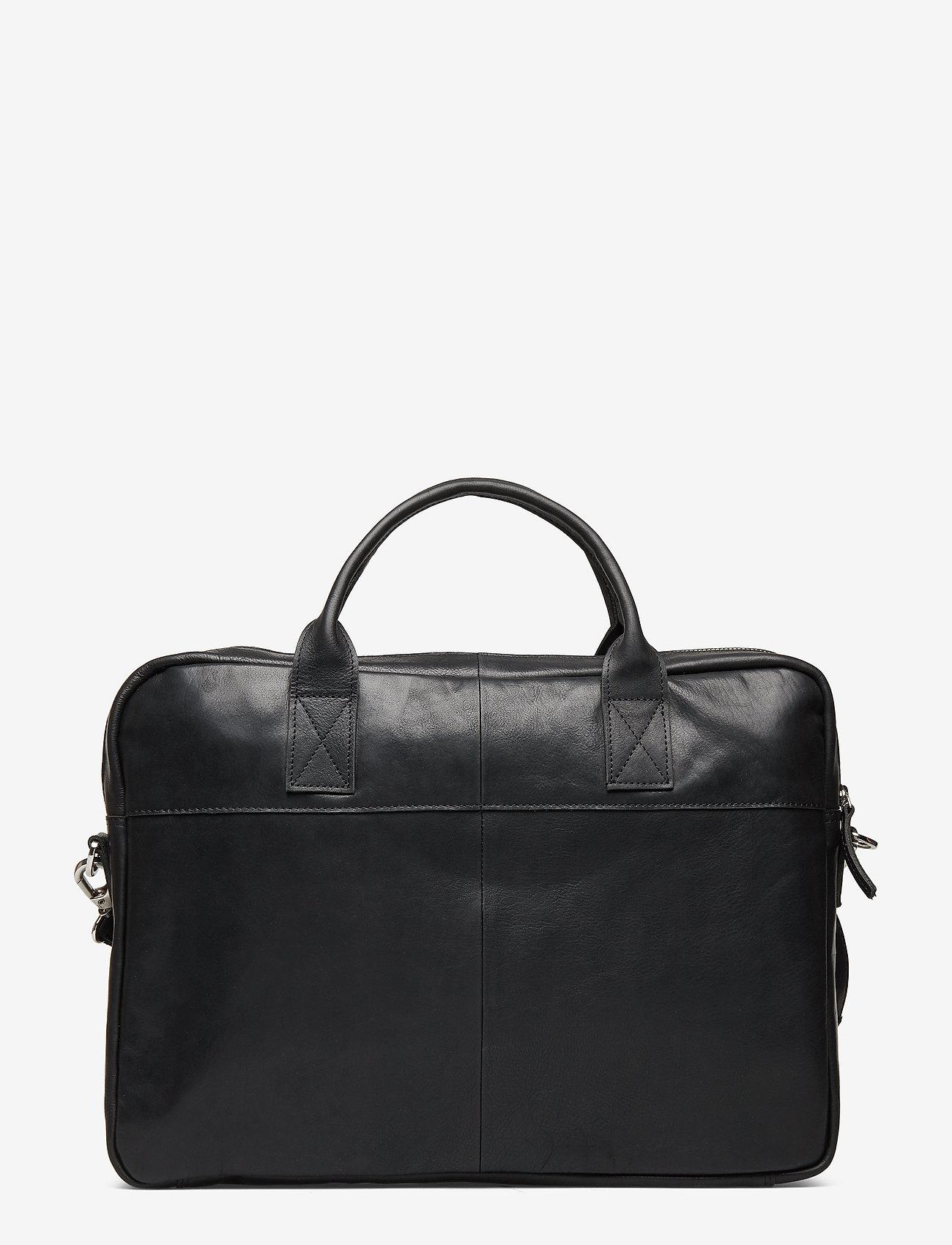 Adax - Catania briefcase Tobias 15,6' - briefcases - black - 1