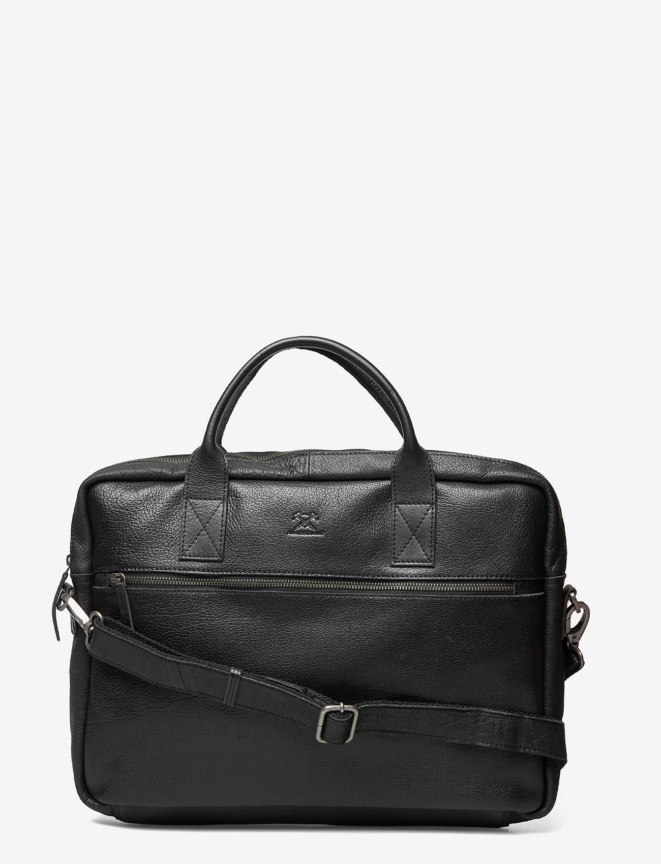 Adax - Prato briefcase Tobias 15,6' - laptoptassen - black - 0
