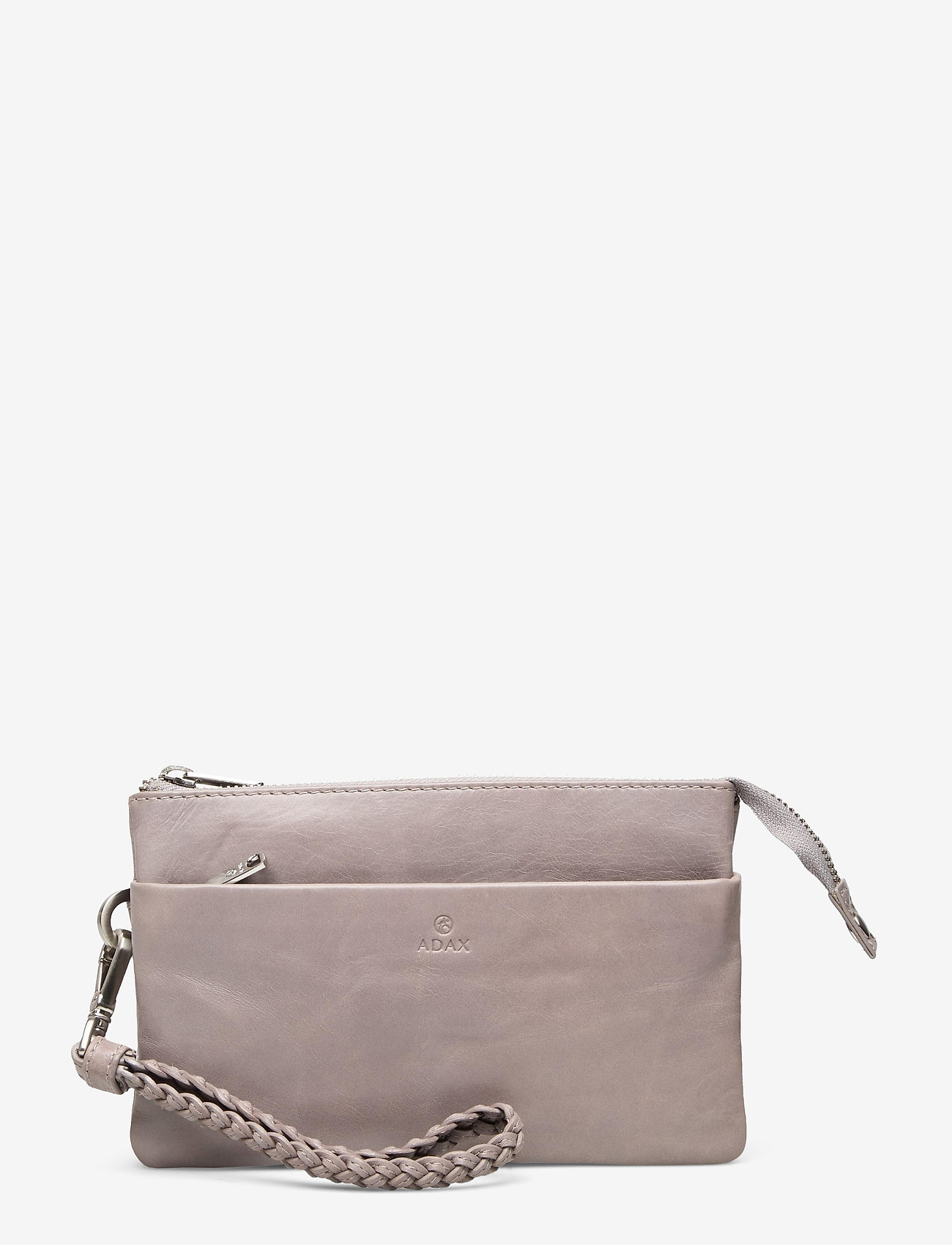 Adax - Salerno clutch Diana - clutches - cement - 0