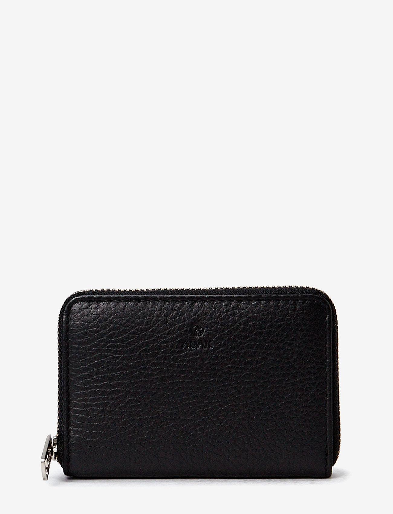 Adax - Cormorano wallet Cornelia - portfele - black - 0