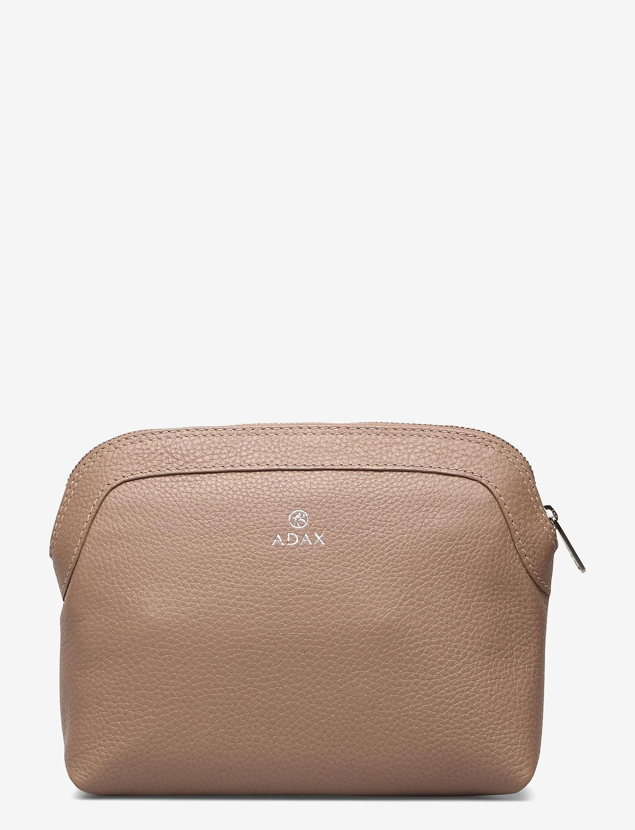 Adax - Cormorano cosmetic purse Aura - toilettassen - cappuccino - 0