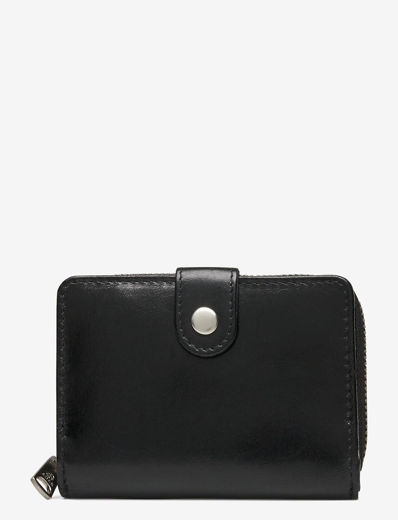 Adax - Salerno wallet Aisha - portefeuilles - black - 0