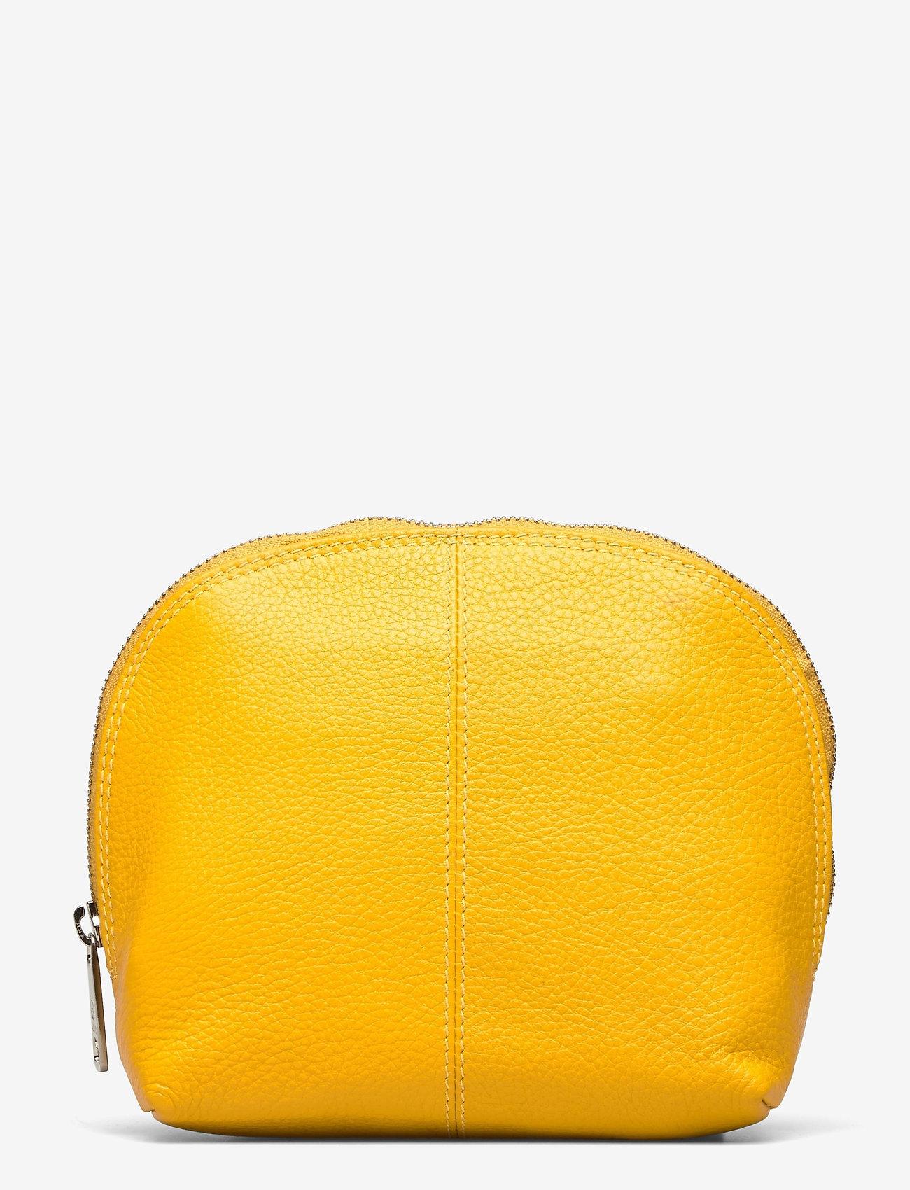 Adax - Cormorano cosmetic purse Lova - trousses de toilette - yellow - 1
