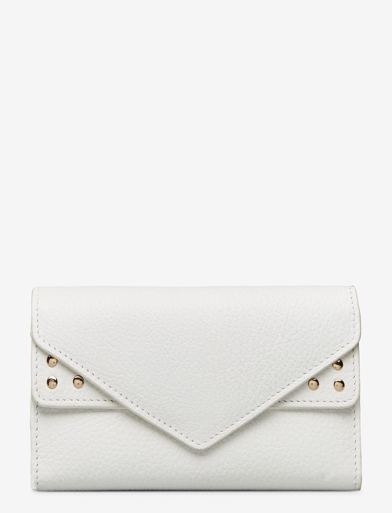 Adax - Berlin wallet Sharon - portefeuilles - white - 0