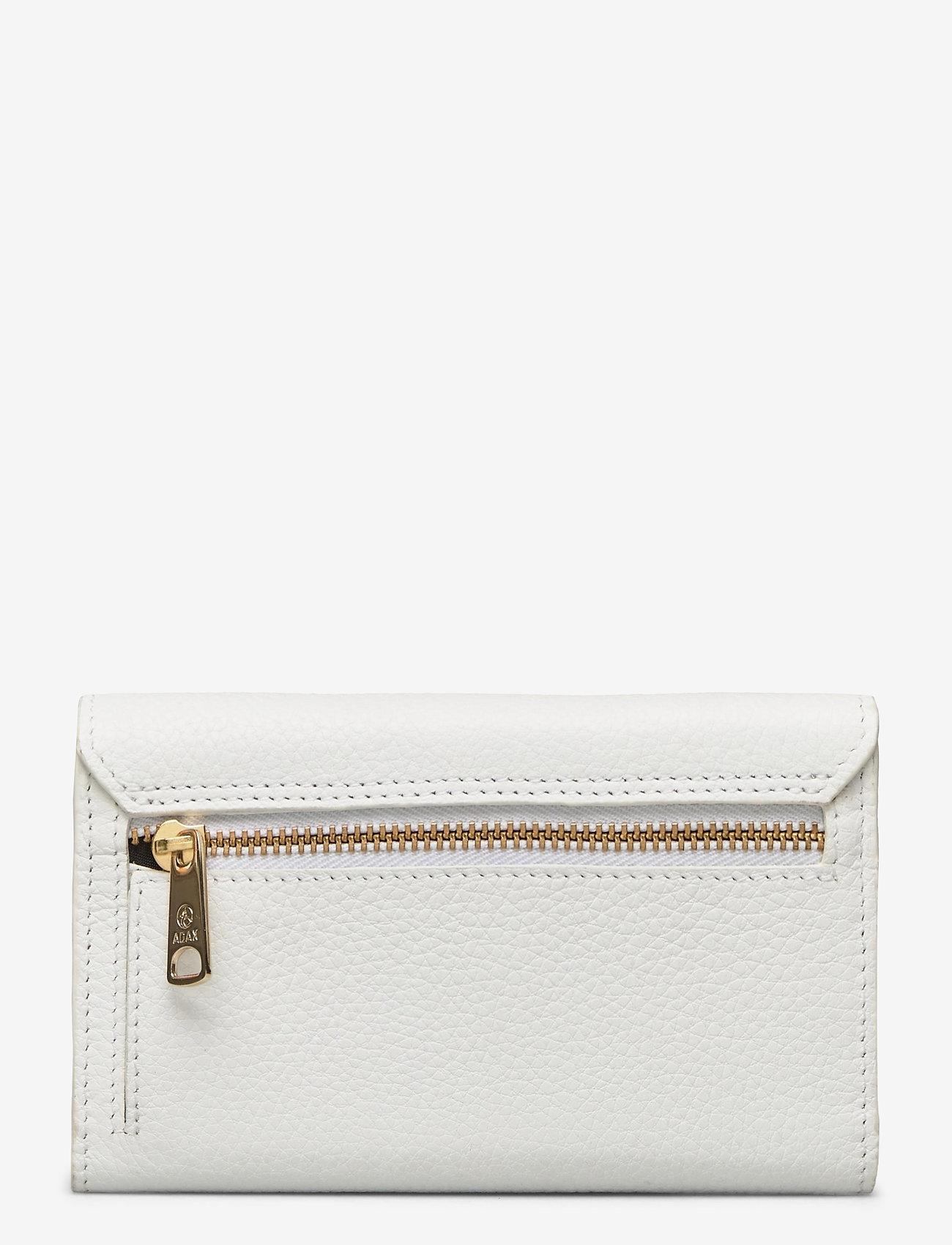 Adax - Berlin wallet Sharon - portefeuilles - white - 1