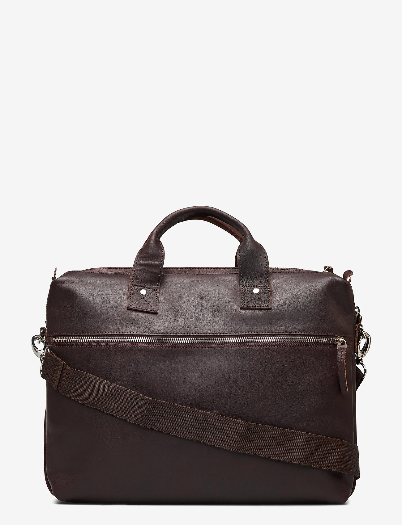 Adax - Kb3 working bag Daniel - laptoptassen - brown - 0