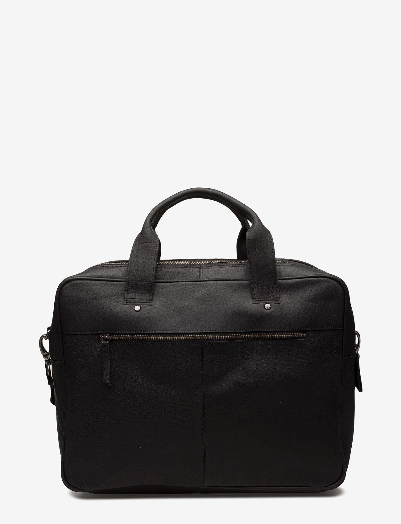 Adax - KB3 working bag Liam - laptoptassen - black - 1