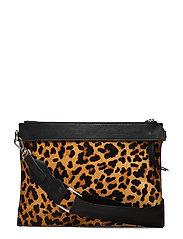Amalfi shoulder bag Celina - LEOPARD
