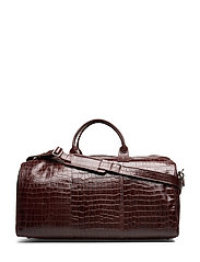 Piemonte weekend bag Renee - BROWN