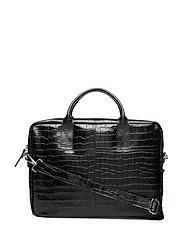 Piemonte working bag Leslie 15' - BLACK