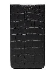 Piemonte iPhone+ cover Dakota - BLACK