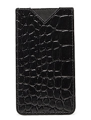 Teramo iPhone+ cover Dakota - BLACK