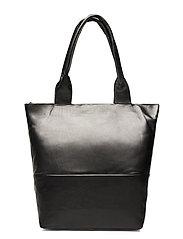 Amalfi shopper Lucia - BLACK