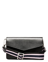 Savona evening bag Norma - BLACK
