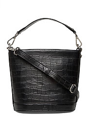 Teramo bucket bag Katrine - BLACK